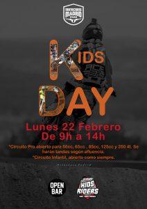 KIDS DAY EN VALDEMORILLO EL LUNES 22 DE FEBRERO