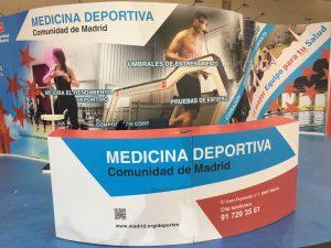 NUEVAS PRESTACIONES DEL CENTRO DE MEDICINA DEPORTIVA DE LA CAM