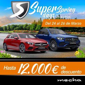 SUPER SPRING DAYS DE MOTOR MECHA DEL 24 AL 26 DE MARZO