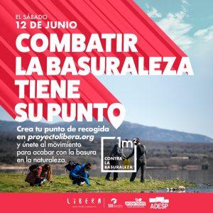 LOS MOTORISTAS LIMPIAN EL MONTE EL 12 DE JUNIO